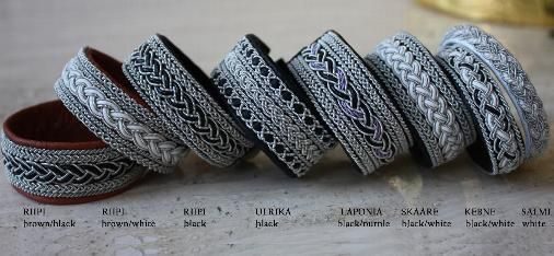 norwegian pewter buttons | Gallery - Anita Gronstedt - Saami Lapland Bracelet