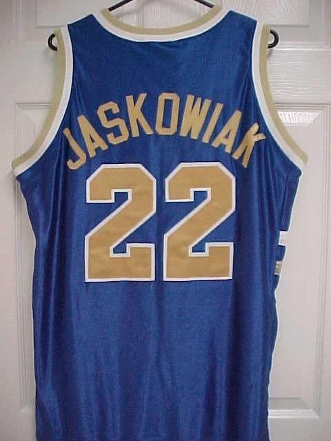 EMILY JASKOWIAK 22 Tulsa Golden Hurricane Women Sewn Basketball Jersey XL Nike  #Nike #TulsaGoldenHurricane