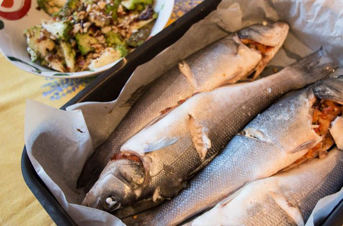 Cooking whole fish trout arctic char small salmon for How to cook tilapia fish