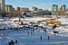 The Forks-Winnipeg ,Manitoba