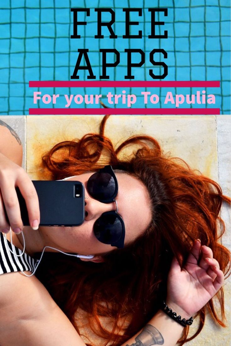 we tried for you some Apps that can be very useful  during your holiday in Puglia, helping you choose the places to visit from time to time on the basis of scheduled events, of your favorite food or basing on what you most like in a given period.  Here we go with a selection of the best 6 free Apps we've found for you.
