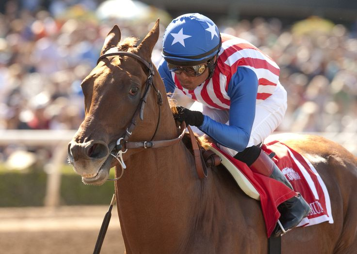 Top 10 Kentucky Derby contenders Too close to call? Take your pick: Dortmund, American Pharoah or American Pharoah, Dortmund. Both are beyond worthy favorites for the Kentucky Derby in less than three weeks. And who knows? By post time they could wind up as co-favorites. For now, the here's the verdict: In a photo finish, it's... http://www.baltimoresun.com/sports/horse-racing/preakness/bal-top-10-kentucky-derby-2015-contenders-20150417-photogallery.html