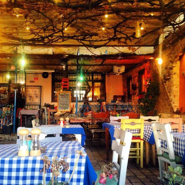 Yöresel Lezzetlerin Haliç'teki Adresi: Akın Restoran