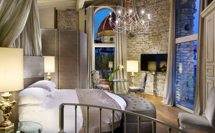 Discover some of the most stylish boutique hotels in Florence. Handpicked for a classy stay. See the full collection!