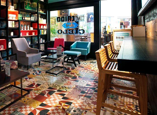 Modern coffee shop interior design coffee culture - Modern coffee shop interior ...