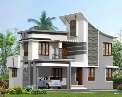 Desain Rumah Minimalis Modern dan Megah | Gambar dan Foto Rumah Minimalis