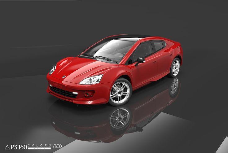 MPM Motors PS 160 2016 - This is not a Ferrari, of course, but so... Lamborghini, Aston Martin, Mazda ? Nope : MPM