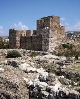 Jbeil Castle - Lebanon