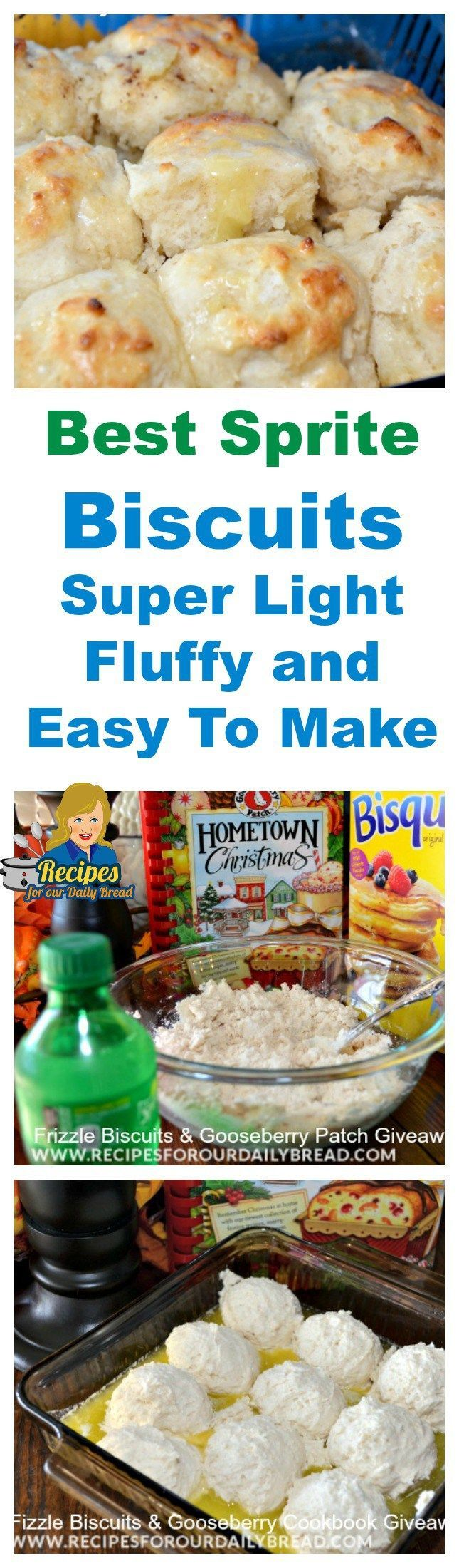 Best Sprite Biscuits Super Light Fluffy and Easy To Make