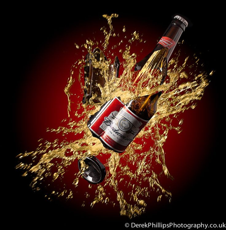 Bottle Explode by Derek Phillips on 500px