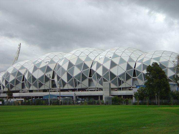 #Melbourne Rectangular Stadium