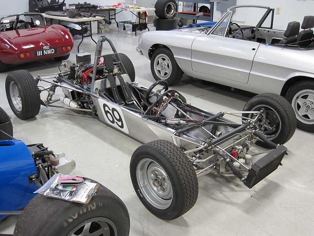 1972 Lotus 69 Formula Ford