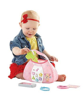 Fisher Price Sis' Smart Stages Purse