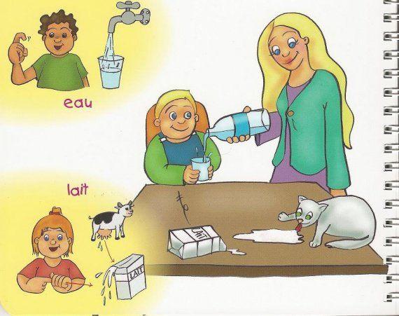 Eau, lait - Page 4 signe avec bébé