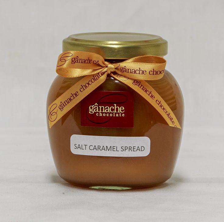 Indulge your sweet tooth with our delicious caramel spread made with Murray River salt. http://www.ganache.com.au/delectable-delights/salt-caramel-spread.html