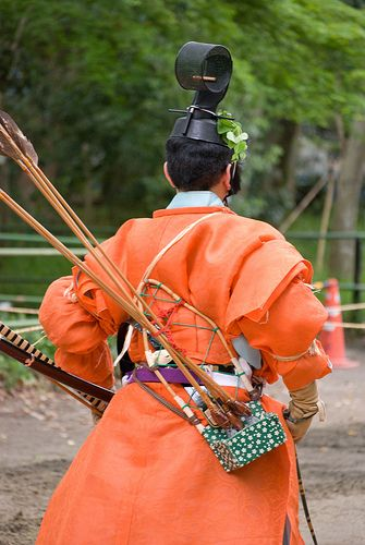 Yabusame Umashinji at Shimogamo Shrine #japan #kyoto