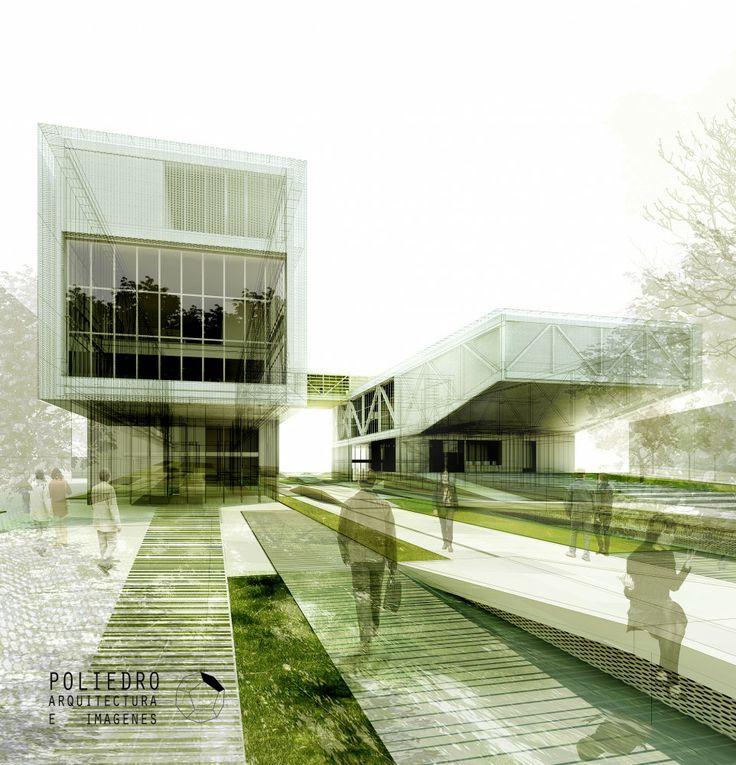 Galería De Visualización En Arquitectura: Poliedro   12