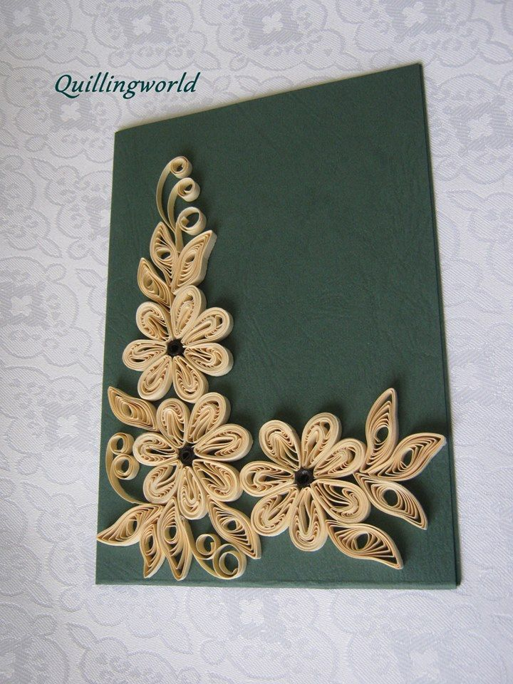 Calendar Wallpaper Quilling : Best quilling borders images on pinterest