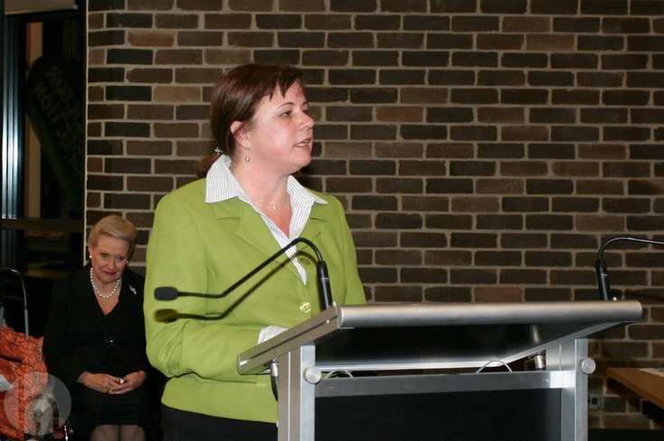 WIB Graduation 2012 - Sue Heins / Programme Coordinator / Assisting Small Business on the Northern Beaches, Sydney.