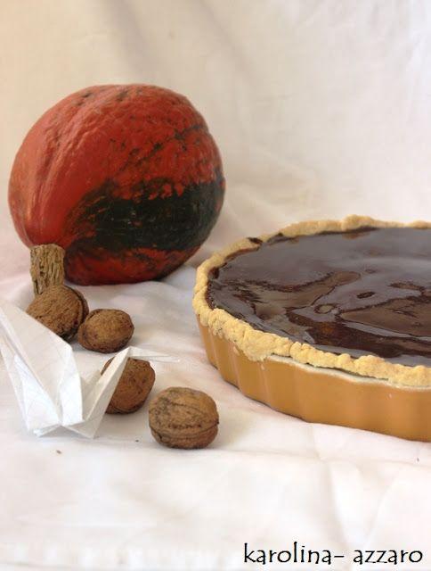 karolina-azzaro: Pumpkin Pie/ Klasický tekvicový koláč