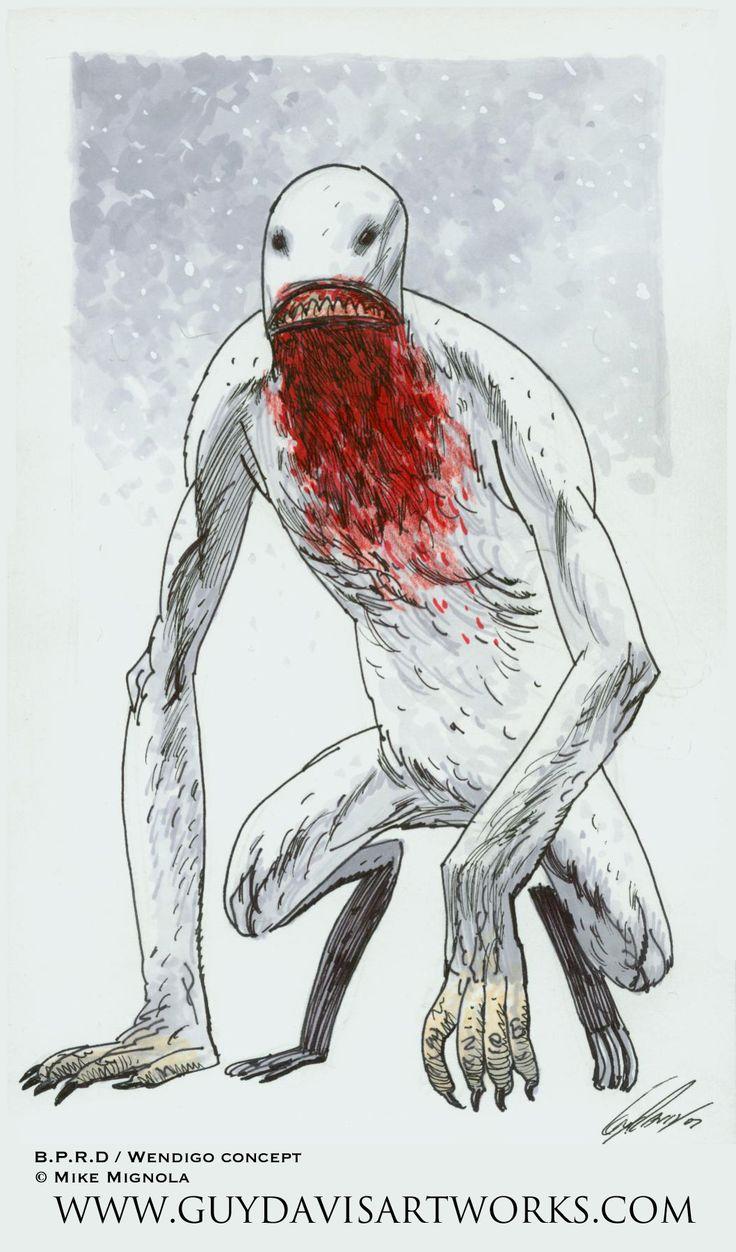 guy davis creatures - Google Search