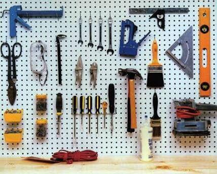 Como usar painel de eucatex na decoração e organização | Lição da Casa