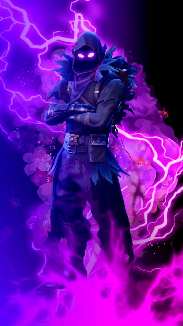 Raven Fortnite Gaming Wallpapers Marvel Comics Wallpaper Game Wallpaper Iphone