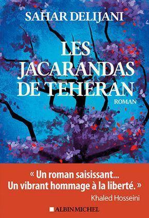 Les Jacarandas de Téhéran - Cover image