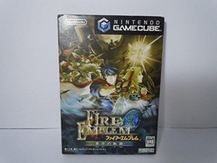 USED Fire Emblem Souen No Kiseki (Path of Radiance) Nintendo Gamecube Japan