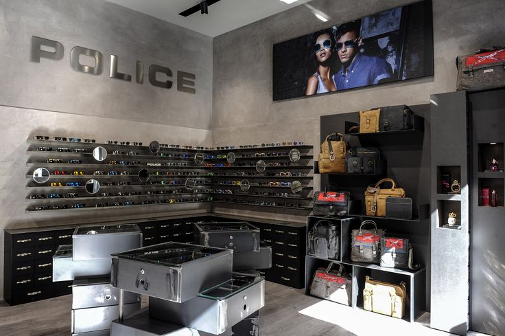 First store dedicated to the POLICE lifestyle opens in Milan!