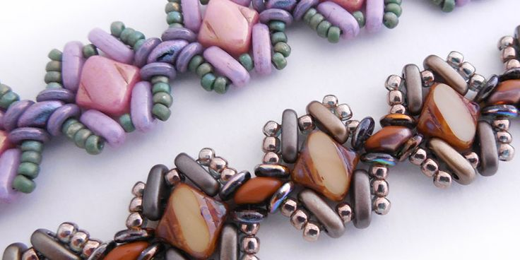 Bead Weaving with Carole Ohl, Bead Store Owner