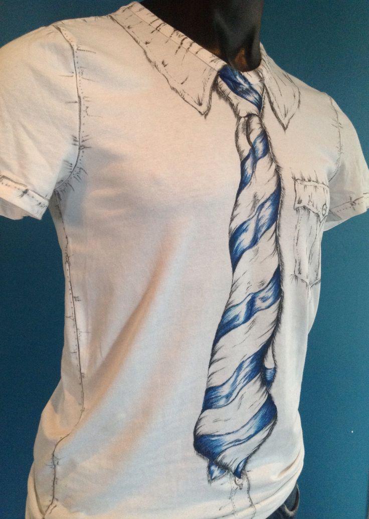 Tie design.