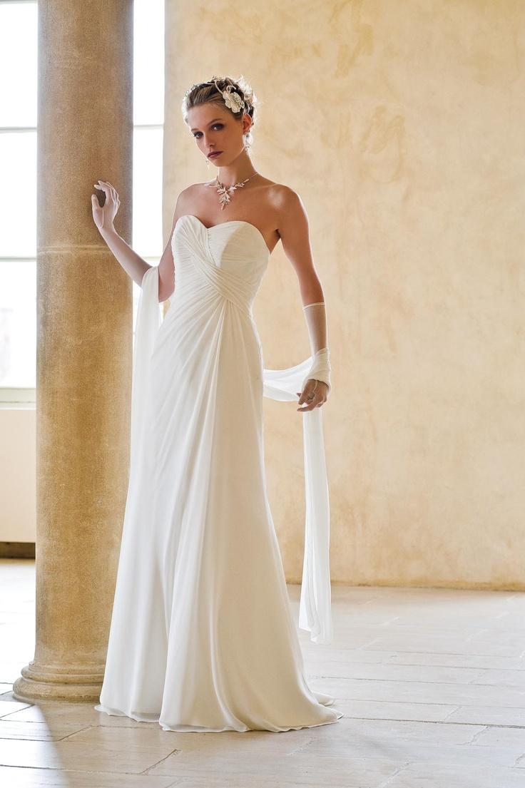 Igen Szalon Tia by Modeca wedding dress - Carthage #igenszalon #weddingdress #modeca