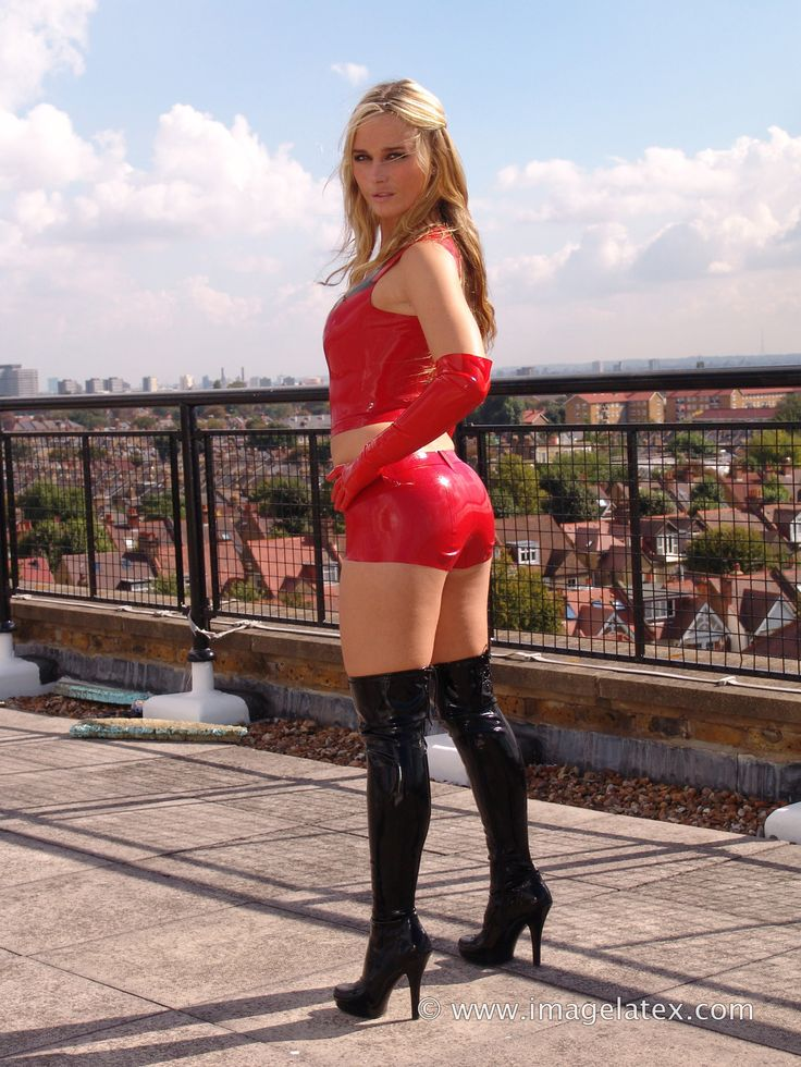 Hot Latex Pants 29