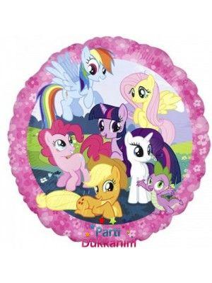Pony Folyo Balon 18''