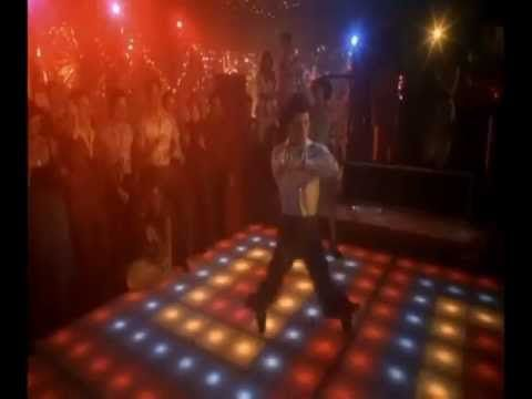 "Saturday Night Fever Soundtrack - ""You Should Be Dancing"""
