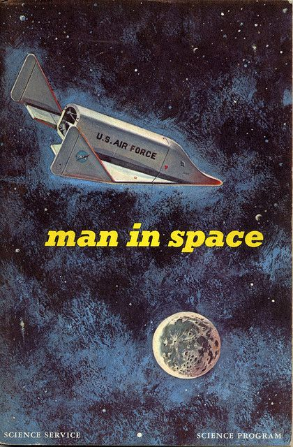 Man in Space!!!