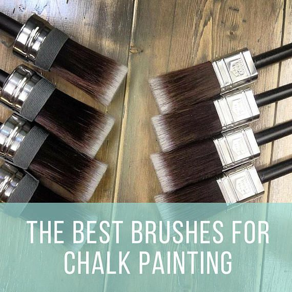 Contemporary Superior Oval Chalk Paint Brushes Clingon high quailty chalk paint brushes for painting furntiure cabinets decor walls and much more For Your House - Simple paint brush for cabinets Top Search