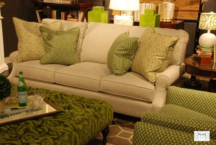 I Adore This Classic Three Cushion Sofa Our Best Seller