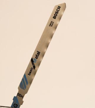 lame de scie sauteuse lame HSS de 36DPP pour les coupes de finition en ligne droite dans tous les métaux