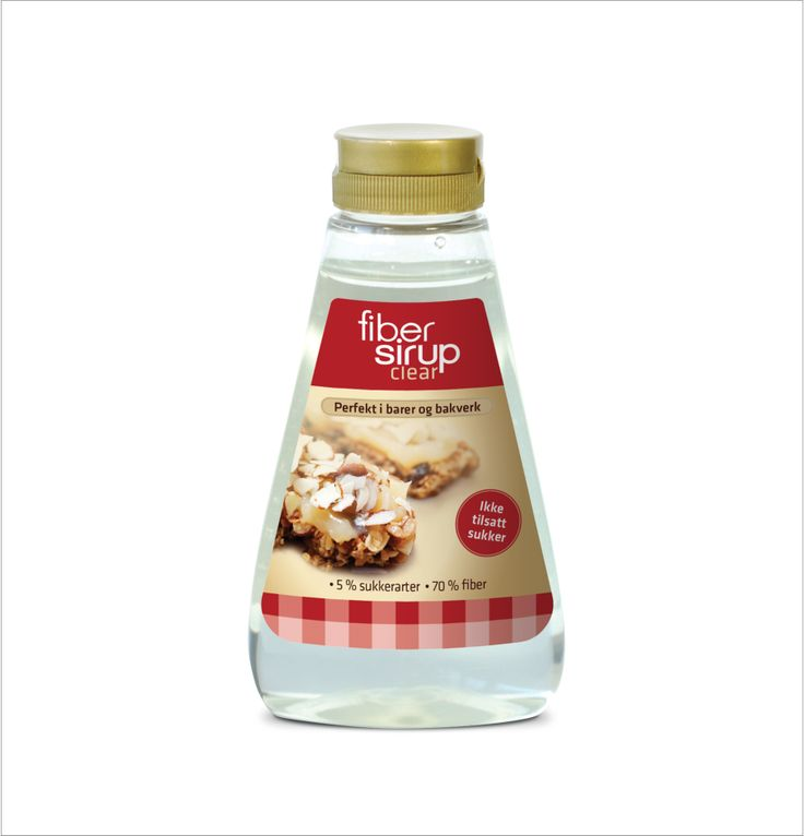 Sukrin Fibre Syrup Clear