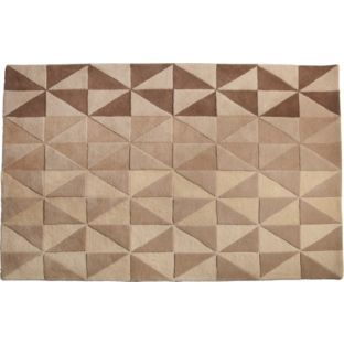 Geometric Wool Rug 230x160cm Multicoloured At Argos Co Uk Your