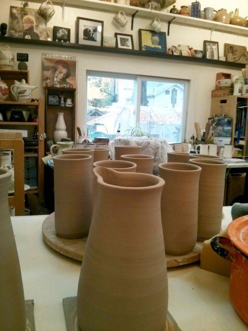 Image result for bunny safari pottery studio
