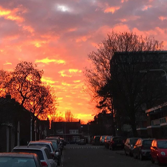 Goodmorning.  A beautiful sky to start the day. What more can we ask? Have a nice weekend all.  #uwn_holland  #super_holland  #wonderful_holland  #instanetherlands  #holland_photolovers  #dutch_connextion  #ig_discover_holland  #aangenaambergenopzoom #vvv_brabantse_wal  #visitbrabant  #global_hotshotz  #splendid_reflections  #reflectiongram  #loves_reflections  #allbeauty_addiction  #eclectic_shotz  #heart_imprint  #streets_vision  #rsa_streetview_  #gottolove_this  #worldbestgram…