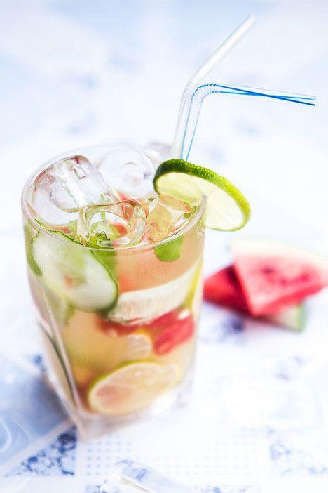 Co takhle ozvláštnit okurkovou limonádu melounem a agávovým sirupem?; Jakub Jurdič