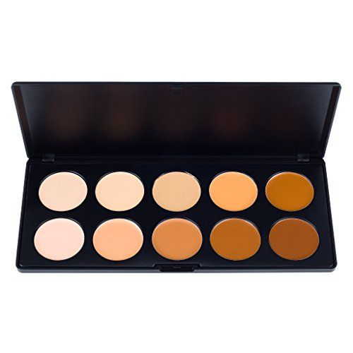 Coastal Scents Professional Camouflage Concealer Palette >>> Click on the image for additional details.