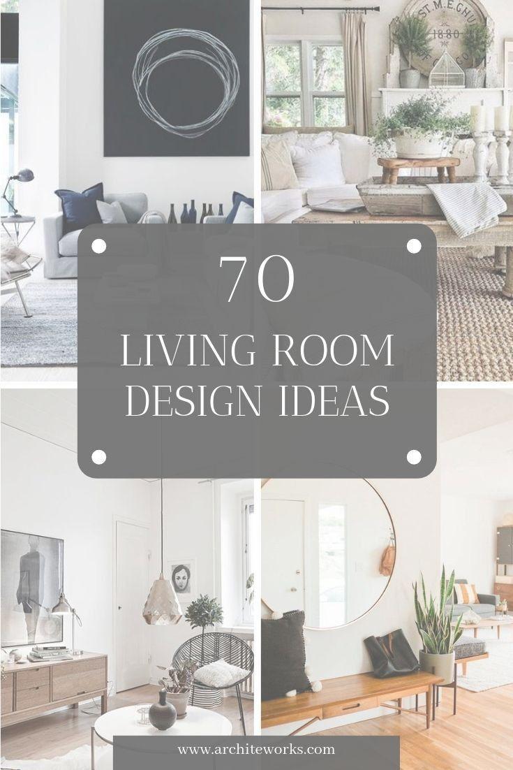 8 rustikale Bauernhaus Wohnzimmer Design und Dekor