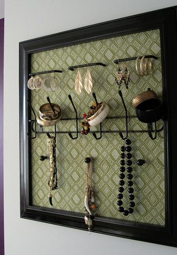 Do It Yourself Jewelry: 20 Best Images About Jewelry Hanging Ideas On Pinterest