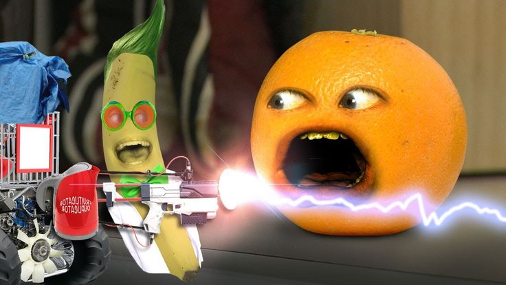 Annoying Orange: Dr. Bananas