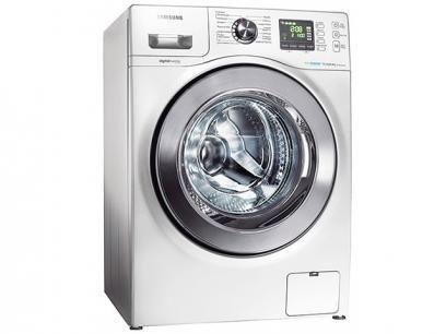 Lava e Seca Samsung WD106UHSAWQ 10kg - Eco Bubble e Diamond Drum 5 Programas de Lavagem com as melhores condições você encontra no Magazine Tonyroma. Confira!